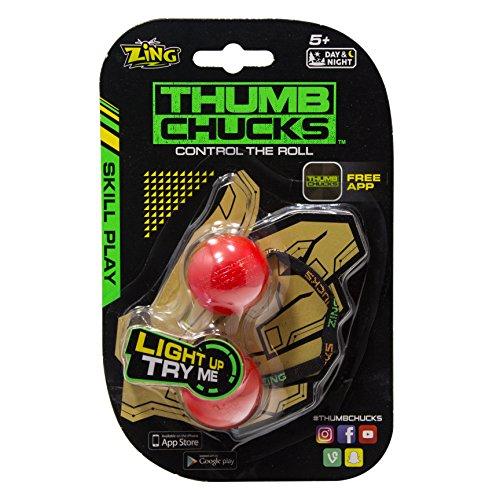 Thumb Chucks-Red