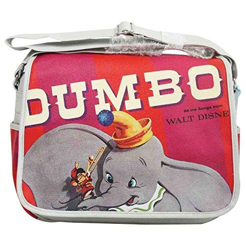 Disney Dumbo Damen Tasche Handtasche Henkeltasche