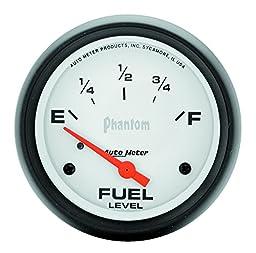 Auto Meter 5816 Phantom Electric Fuel Level Gauge