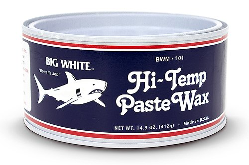 Finish Kare BWM 101 - Hi- Temp Paste Wax (BWM 1000P) - 14.5 oz can (1)