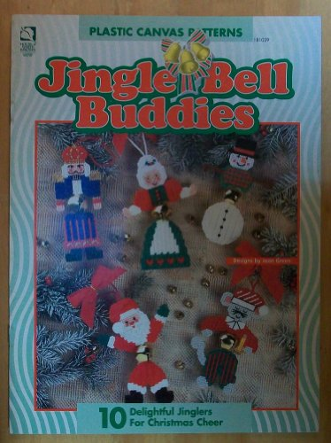 Jingle Bell Buddies Plastic Canvas Craft (Jingle Buddies Bell)