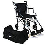 KosmoCare Tranz-Air Ultra Light Transport Wheelchair