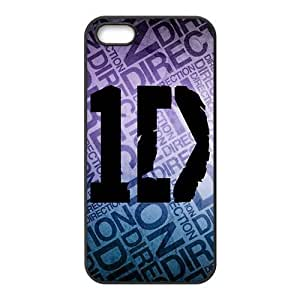 1D Design Solid Rubber Customized Cover Case for iphone 5cc-linda371