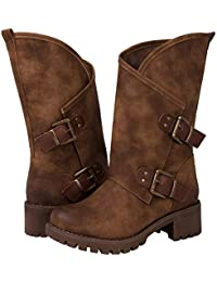 Women's Twisted Rider Fashion Boots