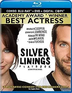 Silver Linings Playbook (Blu-ray + DVD)