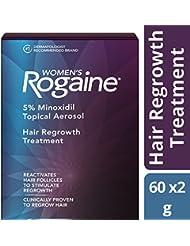 Women's Rogaine Treatment for Hair Loss & Hair Thinning...