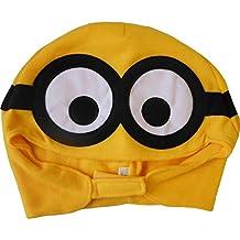 Despicable Me Minions Plush Doll Soft Hat (Bob)