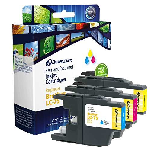 Dataproducts DPCLC75CMY High Yield Remanufactured Inkjet ...