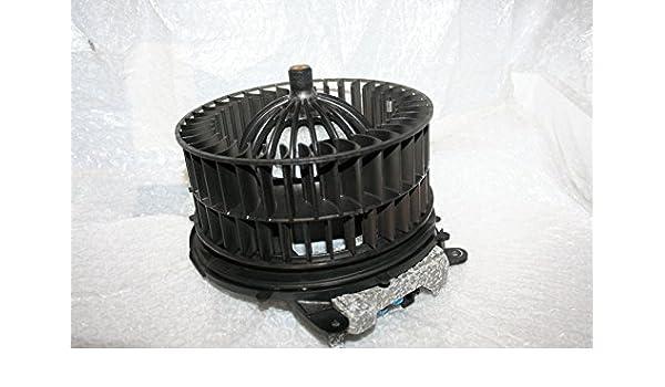 Mercedes W220 soplador motor ventilador de calefactor AC OEM Behr ...