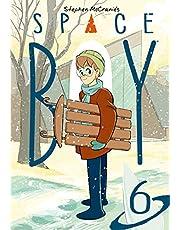 Mccranie, S: Stephen Mccranie's Space Boy Volume 6