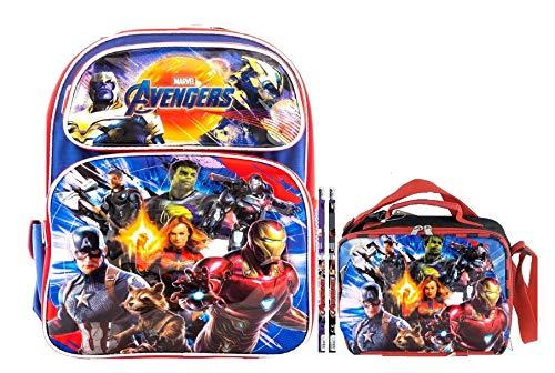 Avengers Endgame Super Hero Kids 12