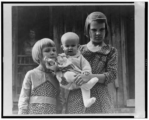 Infinite Photographs Photo: Brown County,Indiana,in,Farm Security Administration,FSA,Theodor Jung,3