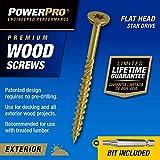 Power Pro 48611 Premium No Strip Exterior Wood