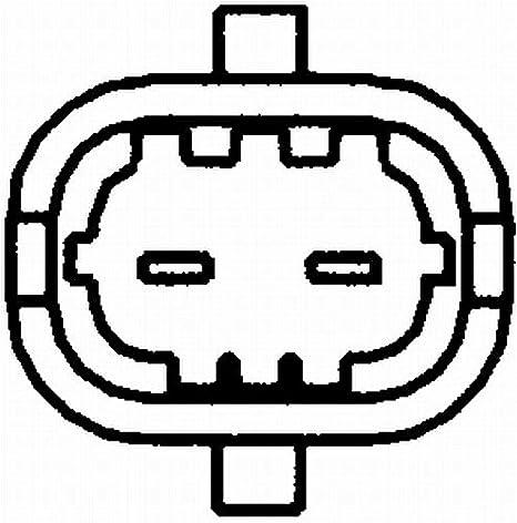Kühlmitteltemperatur 6PT 009 309-271 HELLA Sensor