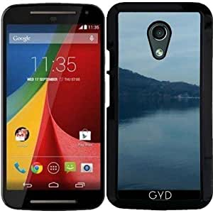 Funda para Motorola Moto G (Generation 2) - El Lago Annecy 6 by Cadellin