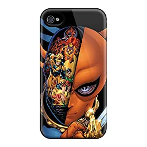JonBradica Iphone 6plus Protector Hard Cell-phone Cases Custom Fashion Deathstroke I4 Image [Hfu14937vaVR]