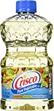 Crisco Pure Vegetable Oil, 32 Ounce