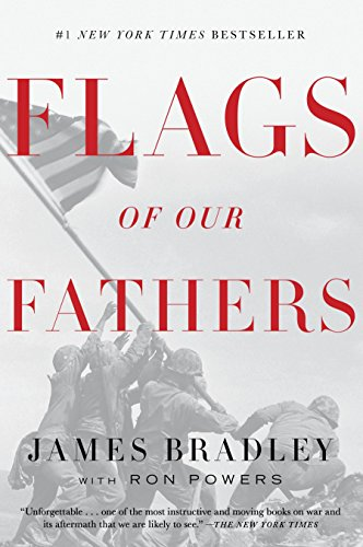 Flags Of Our Fathers by James Bradley with Ron Powers