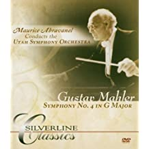 Mahler: Symphony No. 4 in G major [DVD Audio] (DVD Audio)