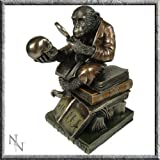 Darwinism of Evolutionary Theory Stunning Bronze Effect Figurine by Nemesis Now