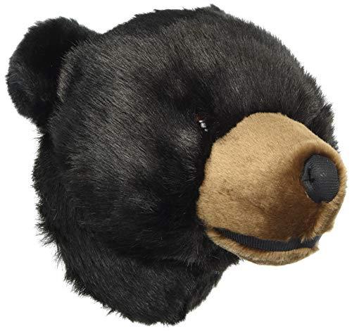 (Carstens, Inc Wall Décor Friendly Faces Mini Bear Plush Animal Trophy Mount)
