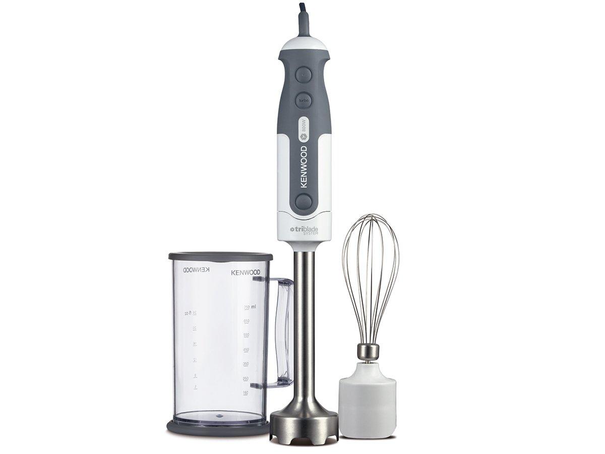 Kenwood HDP302WH Triblade Mixer ad Immersione [Classe di efficienza energetica A] De' Longhi 0W22111003_weiß minipimer;