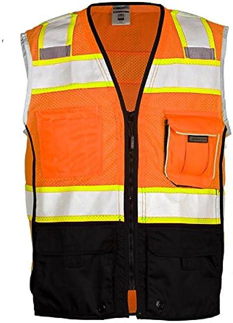 ML Kishigo Class 2 Black Series Vest