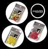 パパブブレ papabubble キャンディー フルーツMix ストロベリー パイナップル 3点セット スイーツ 飴 通販