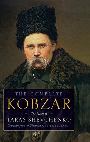 Book cover for Kobzar