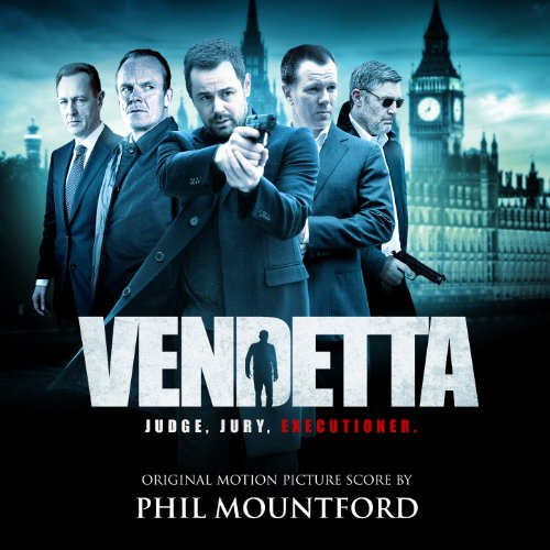 Vendetta - Judge, Jury, Executioner. (Original Motion Picture Score)