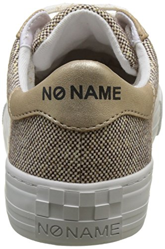 No Sneaker Tera Basses Name Baskets Femme Arcade Beige pn8pxBr0