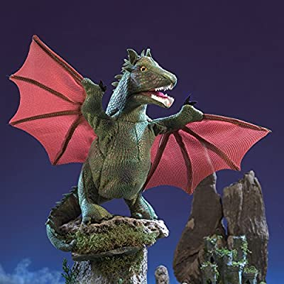 Folkmanis Winged Dragon Hand Puppet from Folkmanis Puppets