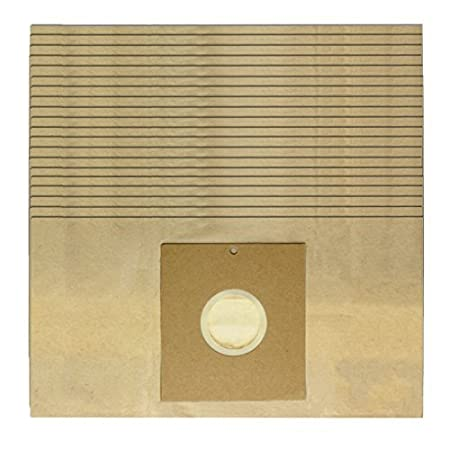 5 piezas, papel ✧WESSPER/® Bolsas de aspiradora para LG TURBO 2700