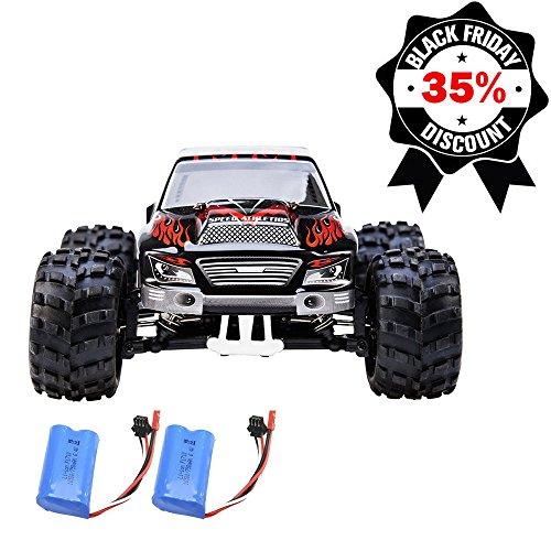 Rtr Rc Monster Truck - 4