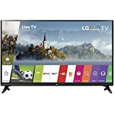 LG 49LJ5500 LED 1080p 60 Hz Full HD Smart TV, 49 (Certified Refurbished)