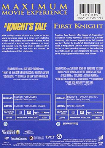 A Knight's Tale / First Knight
