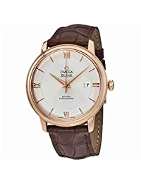 Omega Deville Co-Axial Automatic Silver Dial Mens Watch 42453402002001