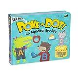 Melissa & Doug Children's Book - Poke-a-Dot: An Alphabet Eye Spy (Board Book with Buttons to Pop)
