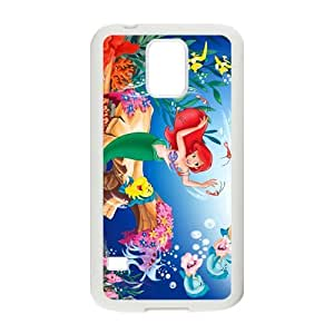 SVF Attractive Sea-maid Design Best Seller High Quality Phone Case For Samsung Galacxy S5