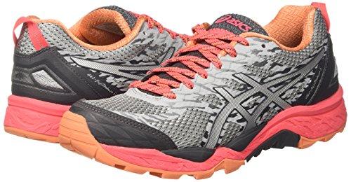ASICS Gel Fujitrabuco 5, Chaussures de Course pour entraînement sur Route Femme