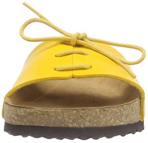 El Naturalista Waraji - Mules Mujer Amarillo - amarillo (amarillo)