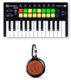 Novation LAUNCHKEY MINI MK2 25 Key USB Keyboard Controller+Bluetooth Speaker