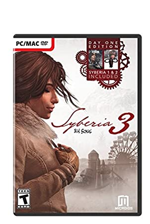 Syberia 3 - PC Deluxe Edition