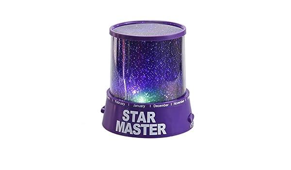 Tongshi Romántica Cosmos amo de la estrella LED del proyector de ...