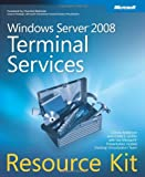 img - for Windows Server?de??d??? 2008 Terminal Services Resource Kit by Christa Anderson (2008-11-26) book / textbook / text book