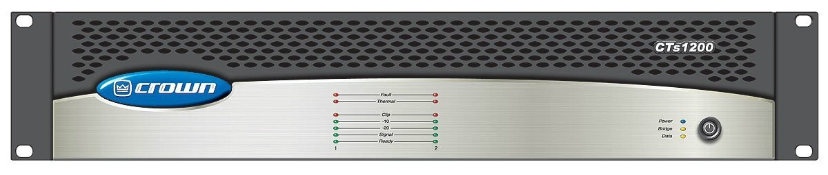 Crown CTS1200 Power Amplifier