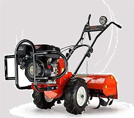 TEKNOPOWER Motoazada Tractor motocultor 4 Tiempos de Gasolina con ...