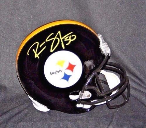 a2b314093 Ryan Shazier Autographed Helmet - Full Size Replica - PSA DNA Certified -  Autographed NFL Helmets