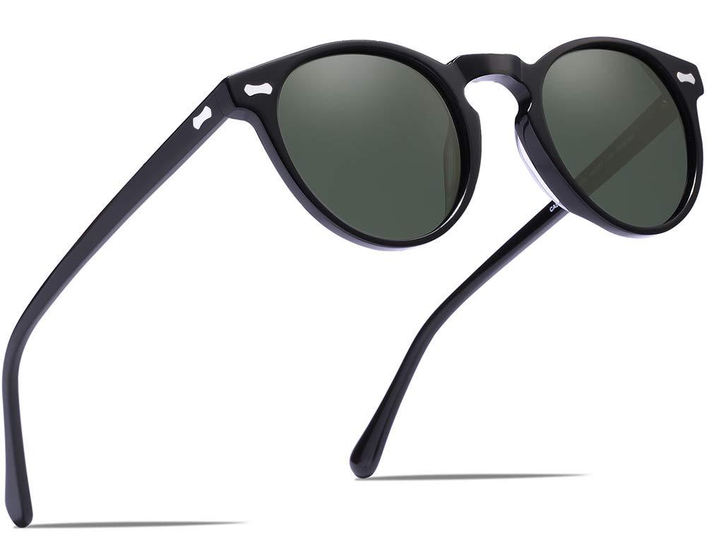 Carfia Vintage Polarizadas Gafas de Sol Mujer Hombre UV400 Protección para Viajes Conducir product image