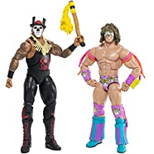 WWE Hall of Fame Elite Papa Shango & Ultimate Warrior Figure 2-Pack